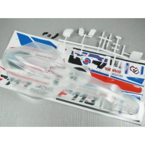 F1 BODY JLB03 TYPE A 1/10 LEXAN BODIES/ΚΑΠΑΚΙΑ