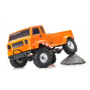 HOTSHOT CR 2.4 CRAWLER + EXTRA JEEP BODY