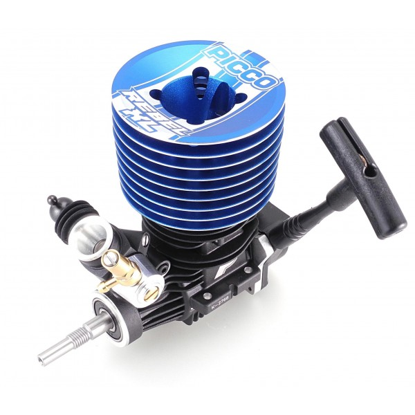Picco REBEL XL V2 Buggy and Truggy engine with Pullstart ΚΙΝΗΤΗΡΕΣ
