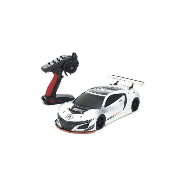 Θερμικά On-Road Τηλεκατευθυνόμενα Αυτοκίνητα - FW06-ACURA NSX GT3 ΘΕΡΜΙΚΑ ON-ROAD