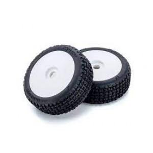 KYOSHO 1/8 Wheel/Tire set Inferno MP9 V2 (4pcs)