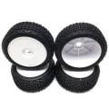 KYOSHO 1/8 Wheel/Tire set Inferno MP9 V2 (4pcs) 1/8 off road