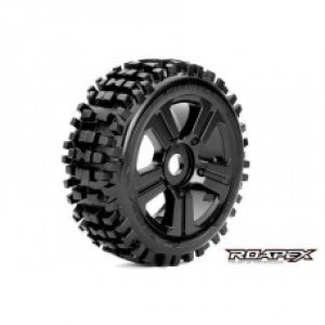 ROAPEX RHYTHM 1/8 BUGGY WHEEL/TIRE SET