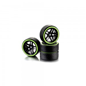 "ABSIMA 1/10 DRIFT TIRES ""PROFILE B"""