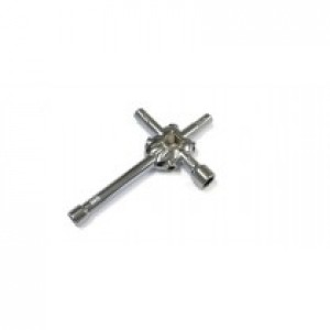 KYOSHO 80165  CROSS WRENCH (5.5-7.0-8.0-10MM)