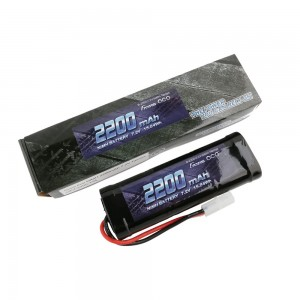 GENS ACE BATTERY Ni-Mh 7,2V 2200mAh