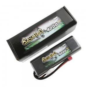 GENS ACE BATTERY LI-PO 2S-4000mAh
