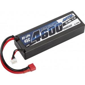 LRP ANTIX Li-Po HV 11,4V 4600mAh 45C Hardcase