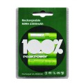 PEAKPOWER 100% NI-MH RECHARGEABLE BATTERIES AA 2300MAH (4PCS) ΜΠΑΤΑΡΙΕΣ