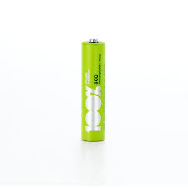 PEAKPOWER 100% NI-MH RECHARGEABLE BATTERIES AAA 800MAH (4PCS) ΜΠΑΤΑΡΙΕΣ
